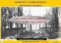 Exposition 1ère Guerre Mondiale