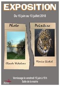 Exposition Peinture & Photos