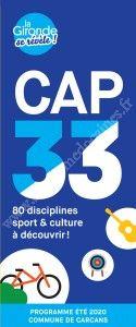 CAP 33 à Carcans 2020