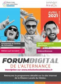 Forum Digital de l'Apprentissage 2021