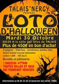 Loto d'Halloween