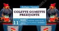 Colette Gomette - Prézidente