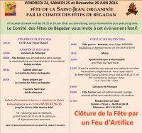 Fête de la Saint-Jean 2016
