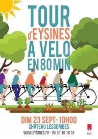 Tour d'Eysines à Vélo en 80 min 2018