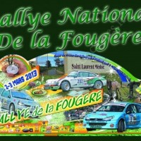 Rallye National de la Fougère 2013
