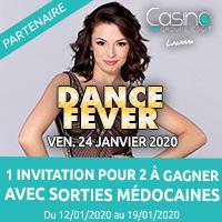 Casino de Lacanau : Gagne une soirée dansante avec Sorties Médocaines